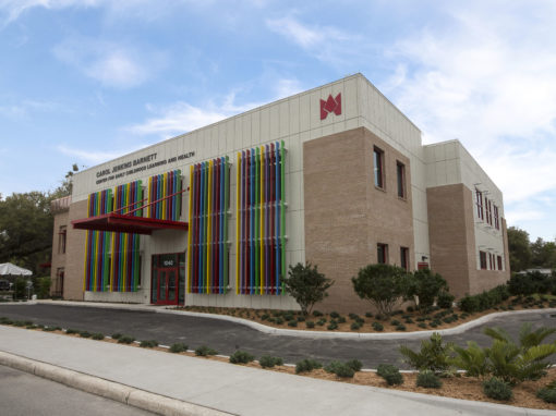 Center for Early Learning & Health and Curry Education Building