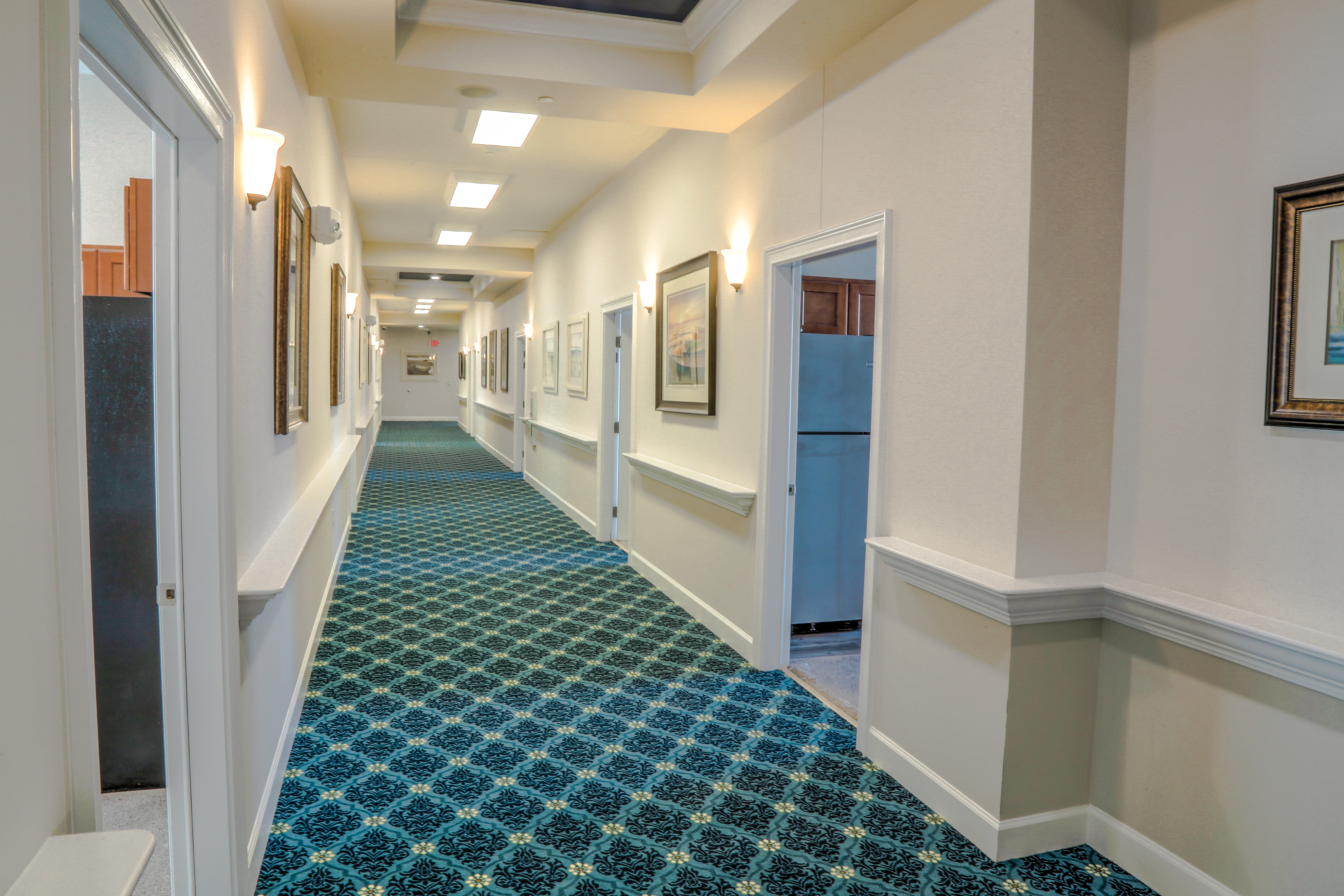 Manor Hallway