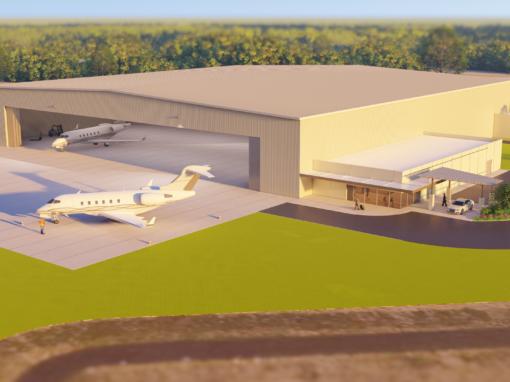 Keys to the World Hangar