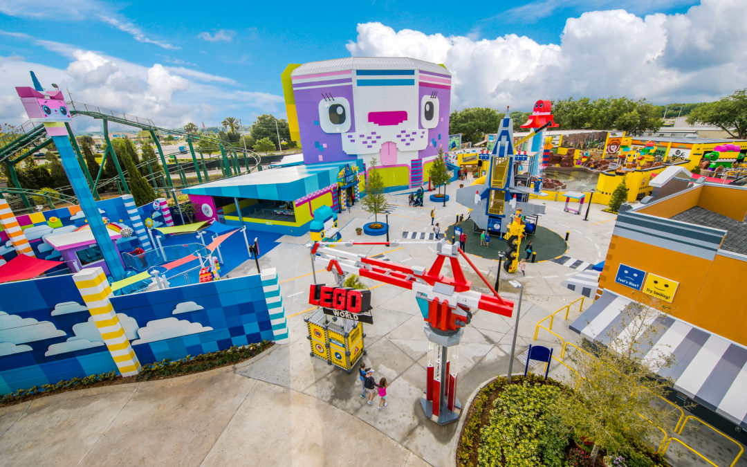 LEGO MOVIE World coming soon to West Coast