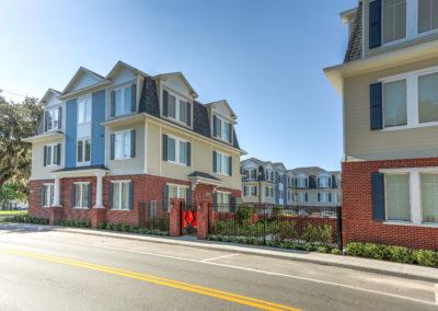Florida Southern College Garden Apartments