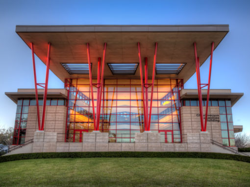 Florida Southern College Christoverson Humanities Building