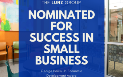 The Lunz Group Nominated for 2018 George Harris, Jr. Economic Development Award