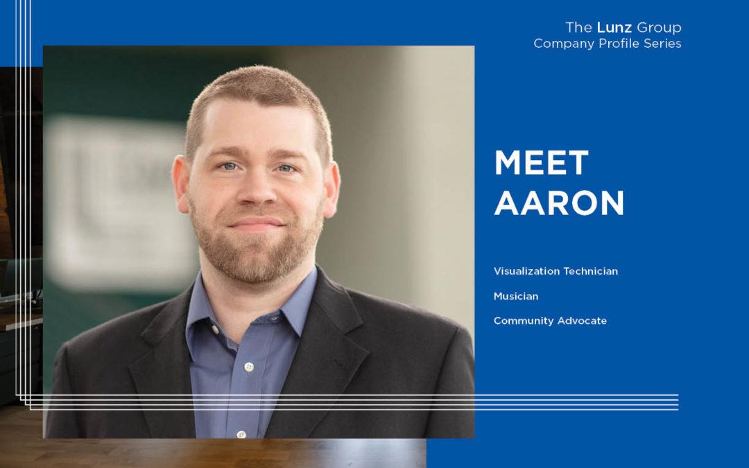 Creating Community Awareness: Meet Aaron Adams