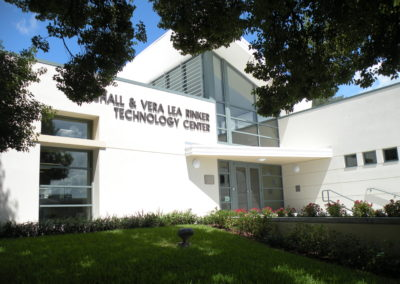 Marshall and Vera Lea Rinker Technology Center at Florida Southern College