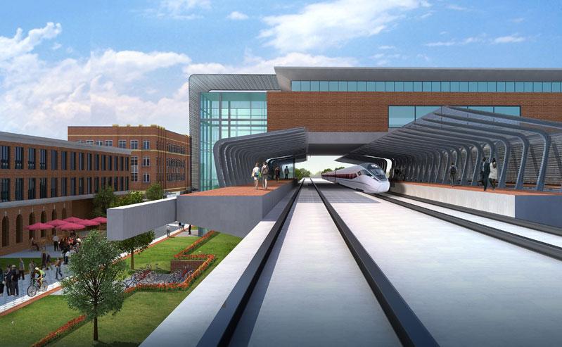 Lakeland High Speed Rail Station Study