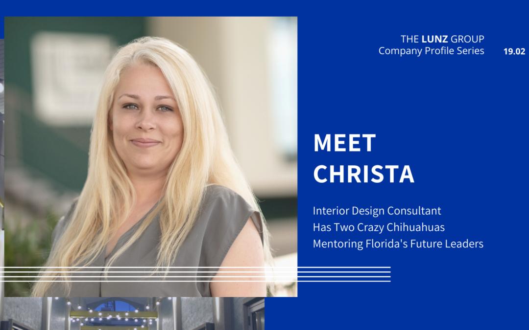 Mentoring Florida's Future Leaders: Meet Christa Broderick