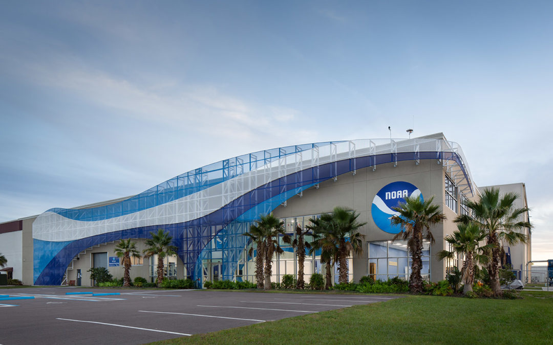 NOAA Expanding its Aircraft Operations Center at Lakeland Linder International Airport
