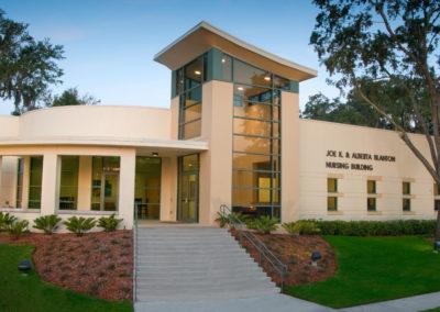 Joe K. & Alberta Blanton Nursing Building