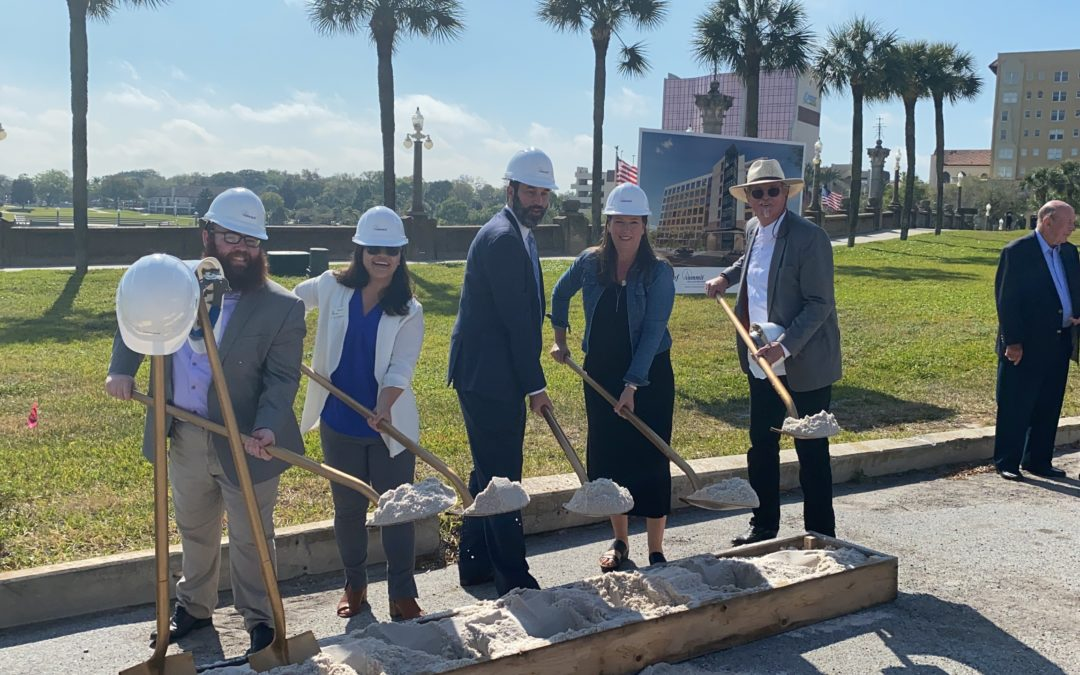 Summit Consulting Breaks Ground on New HQ in Downtown Lakeland