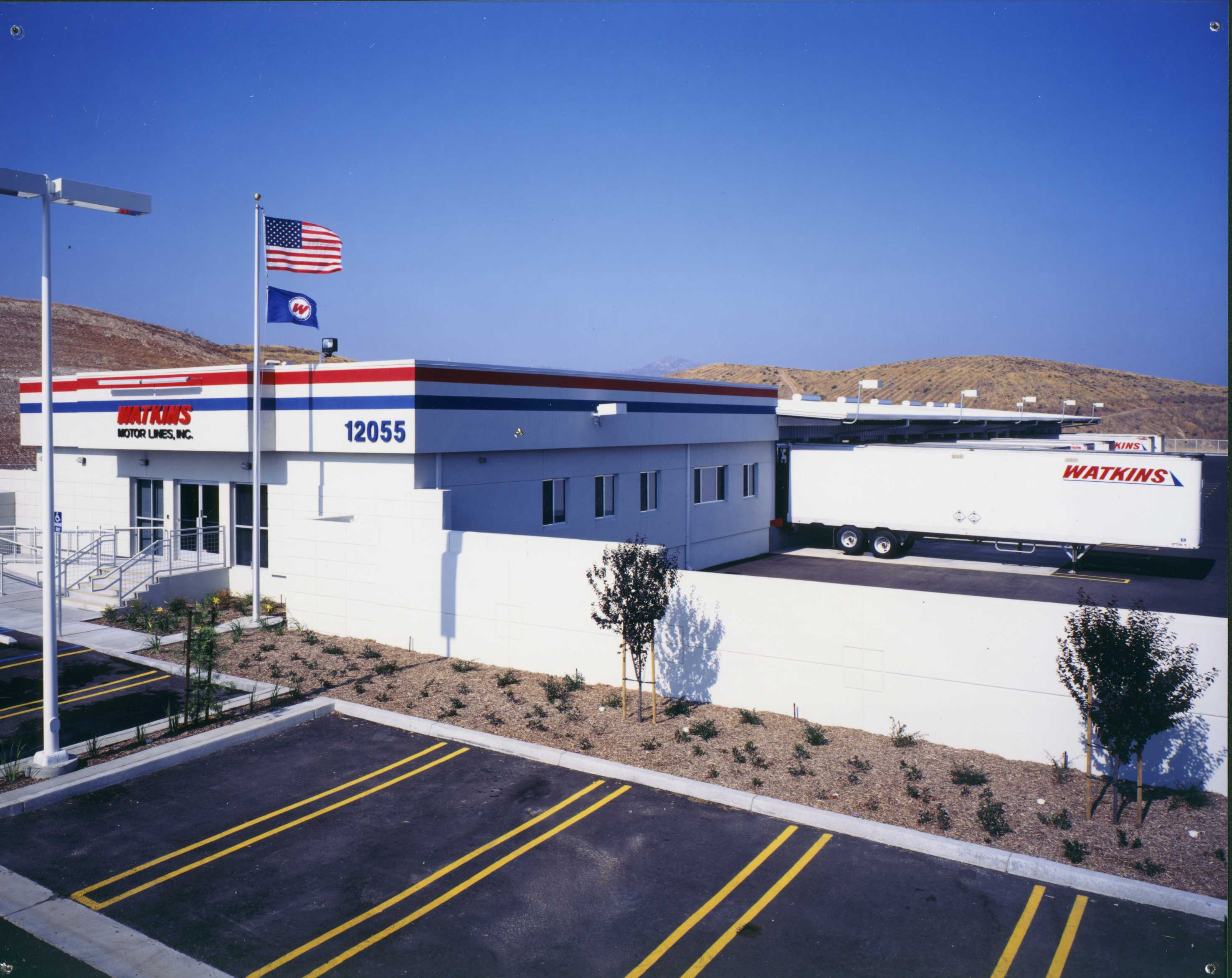 FedEx (Formerly Watkins Motor Lines) | The Lunz Group