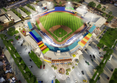 Dunedin Blue Jays TD Ballpark Renovation