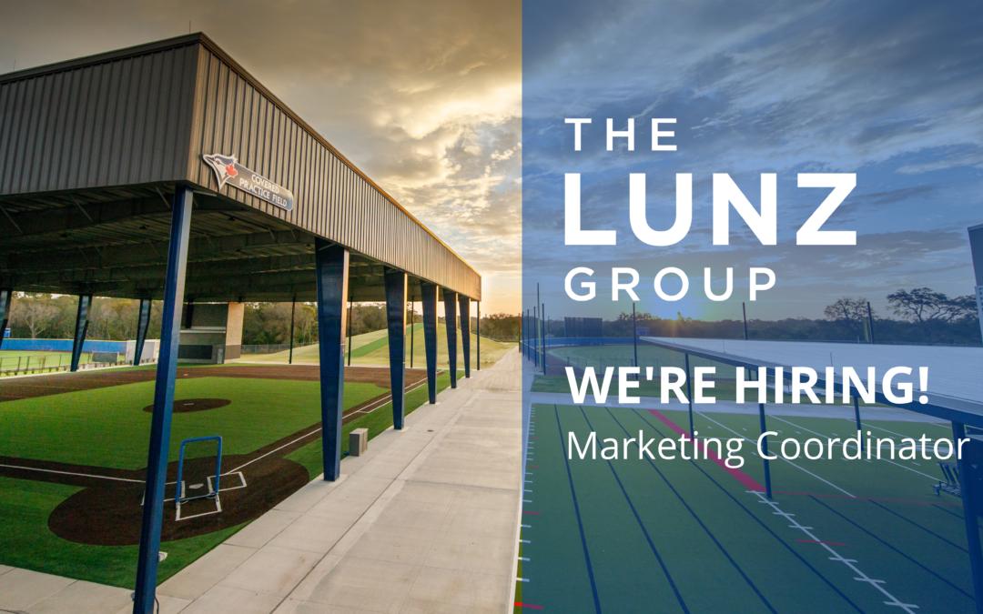 We're Hiring – Marketing Coordinator