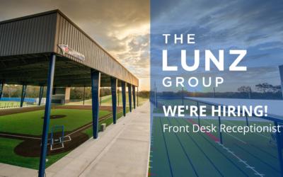 We're Hiring – Front Desk Receptionist