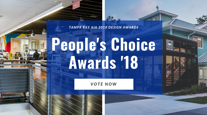 Vote for The Lunz Group in the 2018 Design Awards