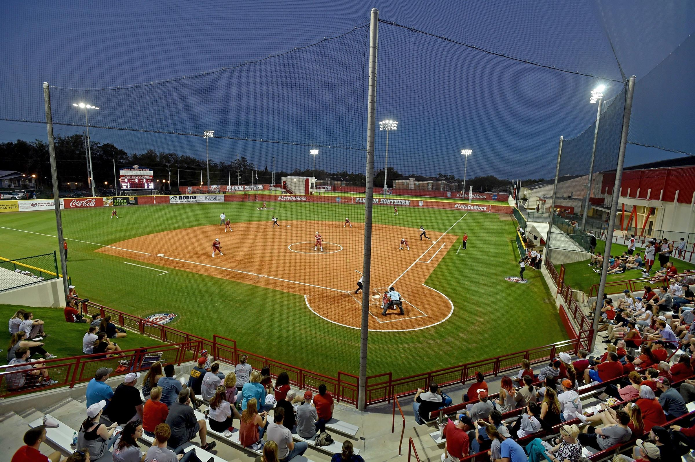Florida Southern announces opening of Chris Bellotto Field at Barnett Stadium