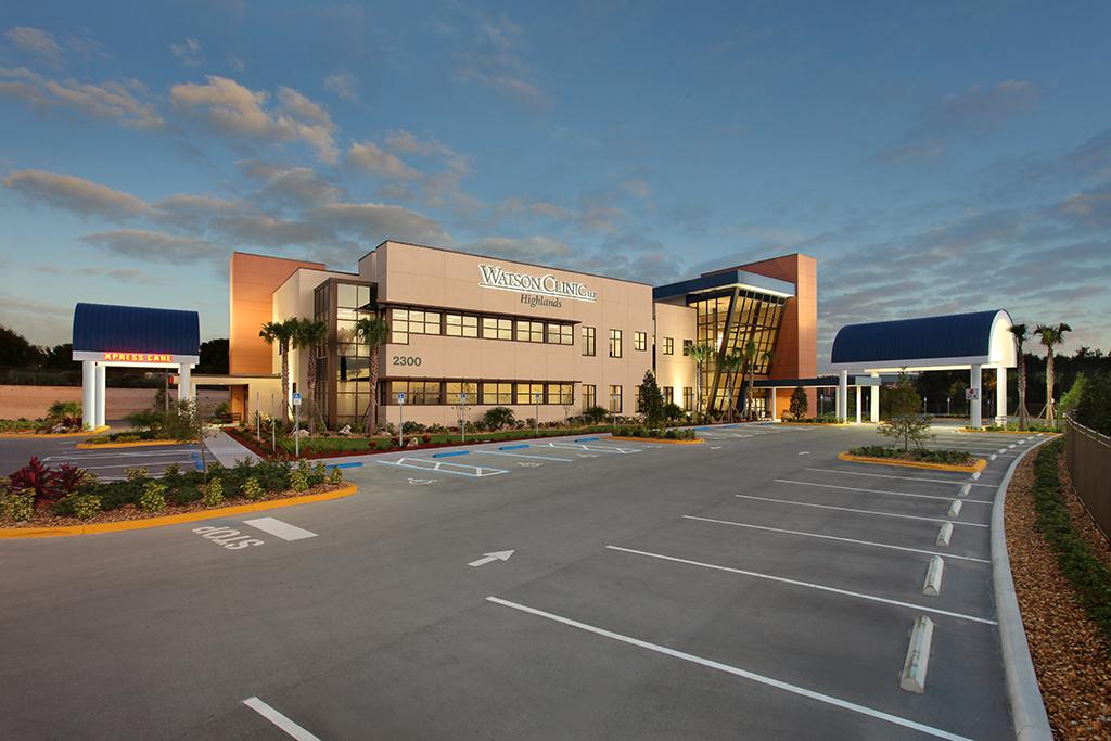 Watson Clinic Highlands