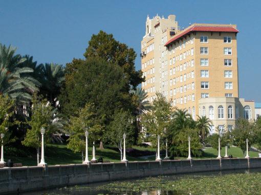 Lake Mirror Tower