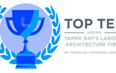The Lunz Group Ranks Top Ten Among Largest Architecture Firms  in the Tampa Bay Region